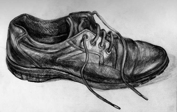 Lace-Up drawing