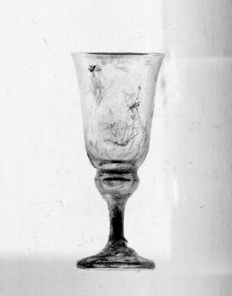 Ghost Wrapped Goblet